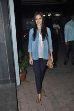 Bruna Abdullah at Jai Ho screening and party in Mumbai on 23rd jan 2014 (29)_52e20df72663d.JPG