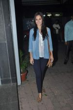 Bruna Abdullah at Jai Ho screening and party in Mumbai on 23rd jan 2014 (30)_52e20df77fd1b.JPG