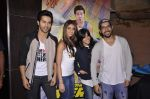 Varun Dhawan, Ileana Dcruz, Ekta Kapoor, Rohit Dhawan at the First Look Launch of Main Tera Hero in PVR, Juhu, Mumbai on 23rd Jan 2014 (148)_52e209d8425aa.JPG