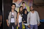 Varun Dhawan, Ileana Dcruz, Ekta Kapoor, Rohit Dhawan at the First Look Launch of Main Tera Hero in PVR, Juhu, Mumbai on 23rd Jan 2014 (38)_52e209adea44e.JPG