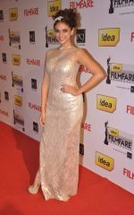 Aditi Rao walked the Red Carpet at the 59th Idea Filmfare Awards 2013 at Yash Raj_52e395d8d9b8d.jpg