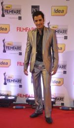 Ganesh Hegde walked the Red Carpet at the 59th Idea Filmfare Awards 2013 at Yash Raj_52e398d87df0e.jpg