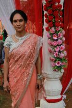 Heeba Shah (Naseeruddin Shah_s Daughter) shooting for the film _Tere Ishq Mein_ at Filmcity_52e32326790b0.jpg