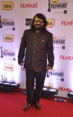 Preetam Sharma walked the Red Carpet at the 59th Idea Filmfare Awards 2013 at Yash Raj_52e39ea3c4922.jpg