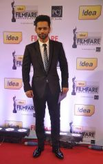 Rahul Vaidya walked the Red Carpet at the 59th Idea Filmfare Awards 2013 at Yash Raj_52e39ec04238c.jpg