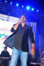 Sajid Ali at worli fest in Mumbai on 24th Jan 2014 (12)_52e3907b9719b.JPG