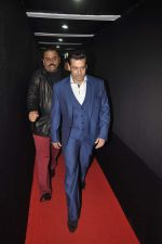 Salman Khan walked the Red Carpet at the 59th Idea Filmfare Awards 2013 at Yash Raj_52e39f6322d57.jpg