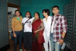 Sonu Nigam, Usha Uthup at Gaurang Doshi_s song recording in Mumbai on 24th Jan 2014 (25)_52e391023f04e.JPG