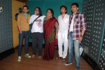 Sonu Nigam, Usha Uthup at Gaurang Doshi_s song recording in Mumbai on 24th Jan 2014 (29)_52e39104a33a1.JPG