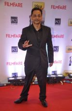 Sujoy Ghosh walked the Red Carpet at the 59th Idea Filmfare Awards 2013 at Yash Raj_52e3a0960a6ad.jpg