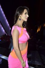 Malaika Arora Khan stunning in a shivan naresh saree in Mumbai on 25th Jan 2014 (22)_52e4b43e47e91.JPG
