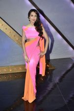 Malaika Arora Khan stunning in a shivan naresh saree in Mumbai on 25th Jan 2014 (27)_52e4b44021b71.JPG