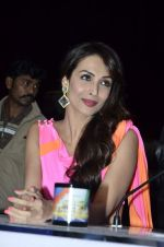 Malaika Arora Khan stunning in a shivan naresh saree in Mumbai on 25th Jan 2014 (5)_52e4b437e2e57.JPG