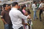 Salman Khan at CCL match in D Y Patil, Mumbai on 25th Jan 2014 (20)_52e4e4442d5cb.JPG