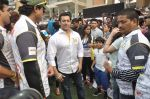 Salman Khan at CCL match in D Y Patil, Mumbai on 25th Jan 2014 (42)_52e4e4531229b.JPG