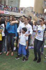 Salman Khan at CCL match in D Y Patil, Mumbai on 25th Jan 2014 (43)_52e4e453d3c41.JPG