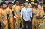 Salman Khan at CCL match in D Y Patil, Mumbai on 25th Jan 2014 (63)_52e4e45822101.JPG