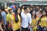 Salman Khan at CCL match in D Y Patil, Mumbai on 25th Jan 2014 (66)_52e4e45b83f5a.JPG