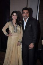 Ajaz Khan, Arjumman Mughal at Ya Rab film music launch in Novotel, Mumbai on 28th JAn 2014 (32)_52e89de54038c.JPG