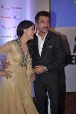 Ajaz Khan, Arjumman Mughal at Ya Rab film music launch in Novotel, Mumbai on 28th JAn 2014 (36)_52e89de61a813.JPG