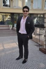 Adhyayan Suman at Heartless Press conference in Fortis in Novotel, Mumbai on 29th Jan 2014 (10)_52e9fdbcabc8b.JPG
