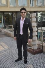 Adhyayan Suman at Heartless Press conference in Fortis in Novotel, Mumbai on 29th Jan 2014 (11)_52e9fdbd132be.JPG