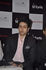 Adhyayan Suman at Heartless Press conference in Fortis in Novotel, Mumbai on 29th Jan 2014 (5)_52e9fdba8a542.JPG