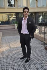 Adhyayan Suman at Heartless Press conference in Fortis in Novotel, Mumbai on 29th Jan 2014 (6)_52e9fdbb250a6.JPG