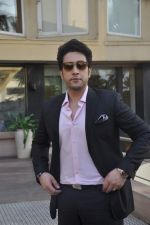 Adhyayan Suman at Heartless Press conference in Fortis in Novotel, Mumbai on 29th Jan 2014 (8)_52e9fdbbe2404.JPG