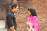 Ajaz Khan, Arjumann Mughal in  in Ya Rab movie still_52e9c7861af6f.JPG