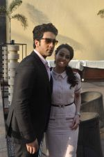 Ariana Ayam, Adhyayan Suman at Heartless Press conference in Fortis in Novotel, Mumbai on 29th Jan 2014 (62)_52e9fe1d27b94.JPG