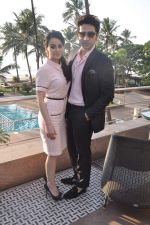Ariana Ayam, Adhyayan Suman at Heartless Press conference in Fortis in Novotel, Mumbai on 29th Jan 2014 (66)_52e9fe1e309b4.JPG