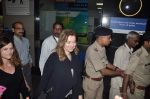 Former first lady of France Valerie snapped at airport in Mumbai on 28th Jan 2014 (19)_52e9f76a77204.JPG