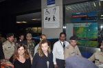 Former first lady of France Valerie snapped at airport in Mumbai on 28th Jan 2014 (34)_52e9f76922234.JPG
