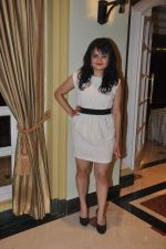 Aditi Singh Sharma at the launch of Arman Malik_s album in Mumbai on 30th Jan 2013 (11)_52eb3eafea032.JPG