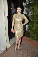 RJ Archana at Signature Derby draw and Reena Shah fashion show in RWITC, Mumbai on 30th Jan 2014 (69)_52eb48ac6c9ff.JPG