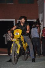 Nikitin Dheer at the Launch of Khatron Ke Khiladi in Mumbai on 31st Jan 2014 (3)_52ec97397812a.JPG