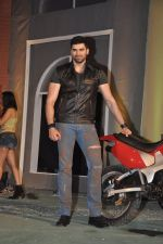 Nikitin Dheer at the Launch of Khatron Ke Khiladi in Mumbai on 31st Jan 2014 (4)_52ec973a5726c.JPG