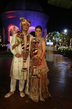 Raageshwari & Sudhanshu Swaroop at Raageshwari Loomba and Sudhanshu Swaroop Wedding in Four Seasons on 27th Jan 2014_52ecc3c65b9a4.jpg