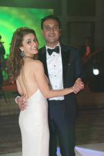 Raageshwari Loomba and Sudhanshu Swaroop Engagement in Four Seasons on 25th Jan 2014_52eca0723e1fc.jpg