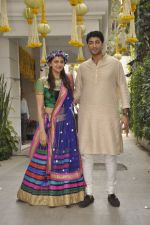 Vaibhav Arora, Ahana Deol at Ahana Deol_s Mehndi Ceremony in Mumbai on 31st Jan 2014 (10)_52ec9b319f238.JPG