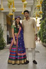 Vaibhav Arora, Ahana Deol at Ahana Deol_s Mehndi Ceremony in Mumbai on 31st Jan 2014 (11)_52ec9d65c65ad.JPG