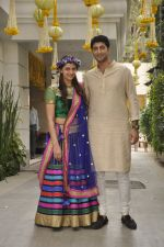 Vaibhav Arora, Ahana Deol at Ahana Deol_s Mehndi Ceremony in Mumbai on 31st Jan 2014 (12)_52ec9b3862bba.JPG