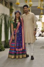 Vaibhav Arora, Ahana Deol at Ahana Deol_s Mehndi Ceremony in Mumbai on 31st Jan 2014 (16)_52ec9d66ba0c9.JPG