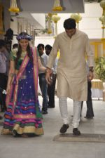 Vaibhav Arora, Ahana Deol at Ahana Deol_s Mehndi Ceremony in Mumbai on 31st Jan 2014 (6)_52ec9b1f57559.JPG