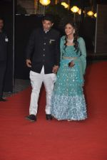Vaibhav Arora, Ahana Deol at Ahana Deol_s Wedding Ceremony in ITC Maratha, Mumbai on 1st Feb 2014 (24)_52ee1121065f0.JPG