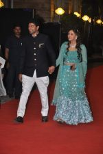 Vaibhav Arora, Ahana Deol at Ahana Deol_s Wedding Ceremony in ITC Maratha, Mumbai on 1st Feb 2014 (25)_52ee1121604ae.JPG