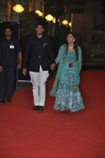 Vaibhav Arora, Ahana Deol at Ahana Deol_s Wedding Ceremony in ITC Maratha, Mumbai on 1st Feb 2014 (28)_52ee11221c1b4.JPG