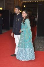Vaibhav Arora, Ahana Deol at Ahana Deol_s Wedding Ceremony in ITC Maratha, Mumbai on 1st Feb 2014 (30)_52ee1122ce93b.JPG