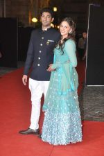 Vaibhav Arora, Ahana Deol at Ahana Deol_s Wedding Ceremony in ITC Maratha, Mumbai on 1st Feb 2014 (31)_52ee11233e2d2.JPG